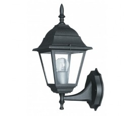Lanterna applique nera per...