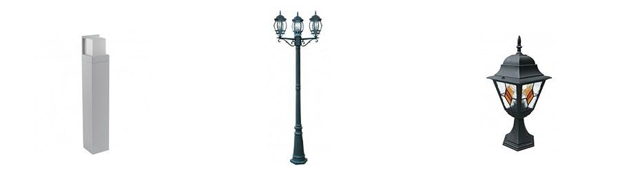 LAMPIONI E PALI